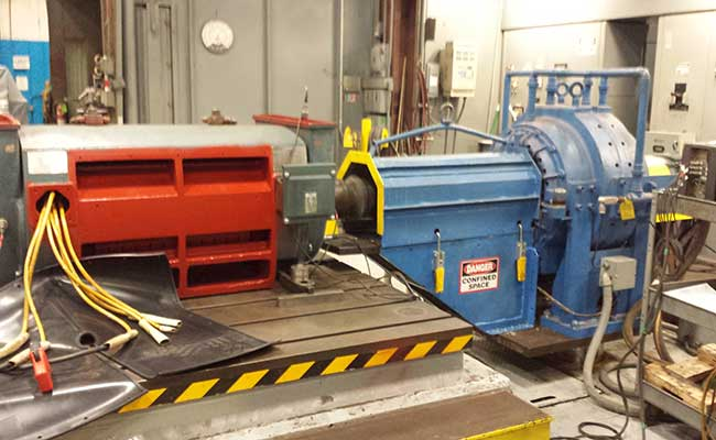 Electric Motor Load Testers : Capabilities badger electric motor