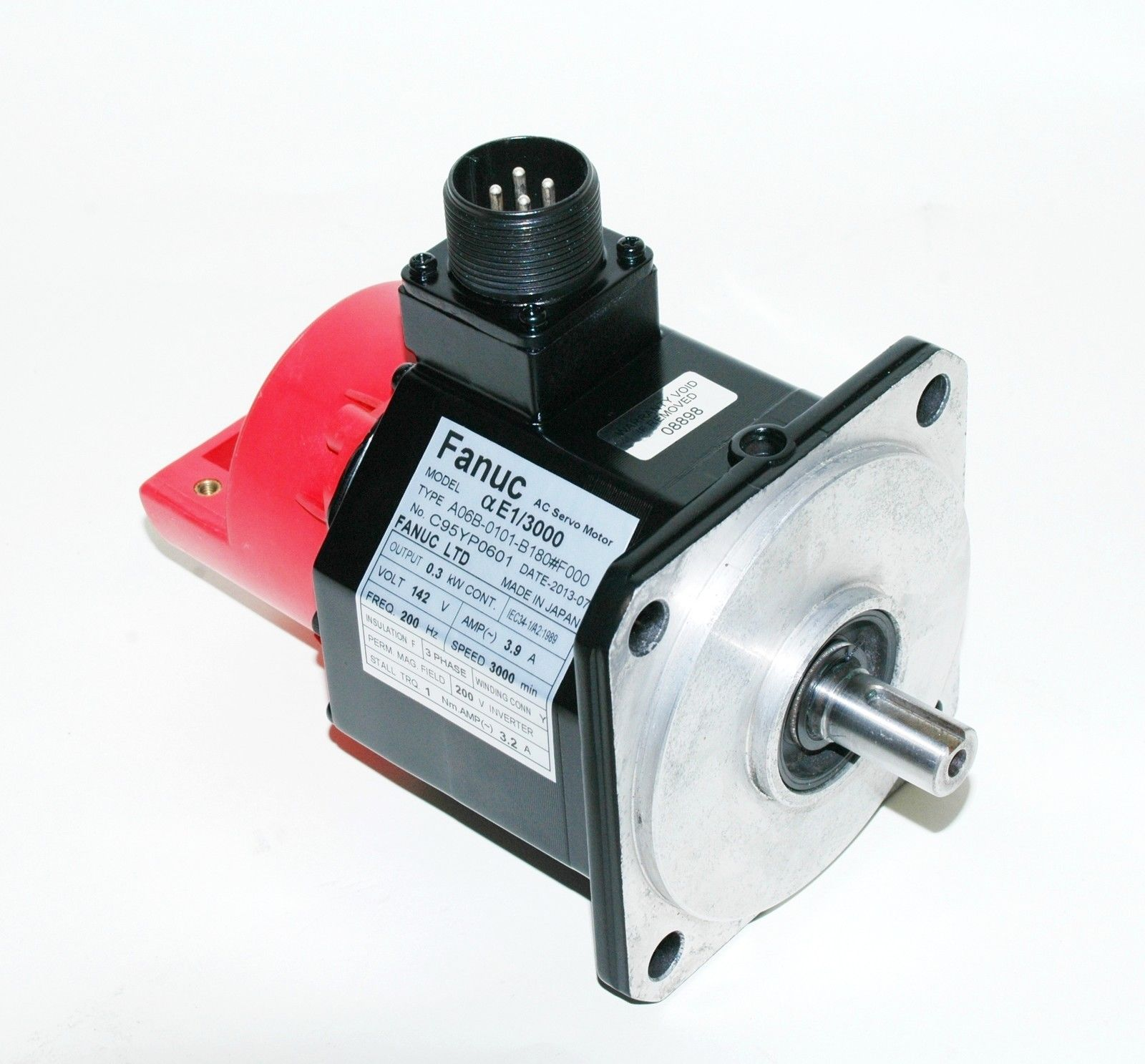 Ac dc motors badger electric motor for Ac and dc motor
